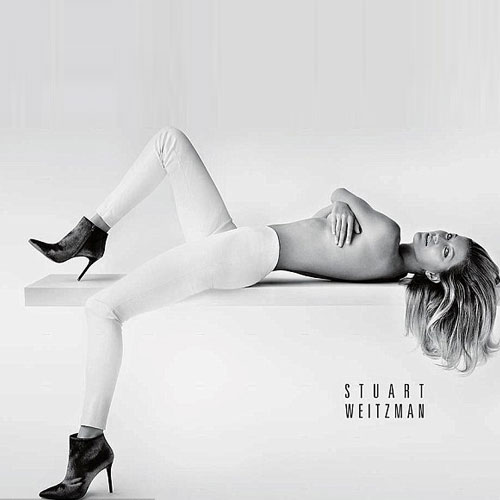 Topless Gisele for Stuart Weitzman , topless gisele for stuart weitzman,  fashion tips,  fashion trends,  fashion accessories,  fashion trends 2014,  latest news,  gisele bundchen,  kate moss,  natalia vodianova,  latest fashion,  stuart weitzman