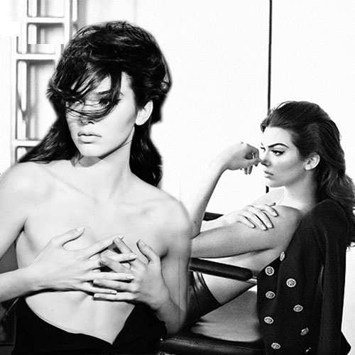 Topless Photoshoot of Kendall Jenner, topless photoshoot of kendall jenner,  hollywood news,  hollywood gossips,  latest news,  photoshoot of kendall jenner,  kendall jenner,  the kardarsian sisters,  fashion photoshoot,  topless photoshoot,  topless photoshoot of kendall jenner,  interview magazine