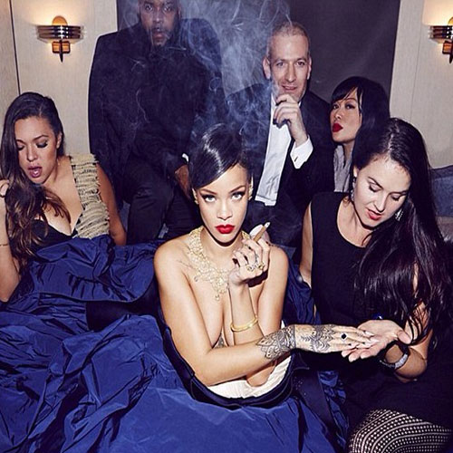 Topless Rihanna for Diamond Ball shoot , topless rihanna for diamond ball shoot,  rihanna,  hollywood news,  hollywood gossips,  latest news,  ifairer