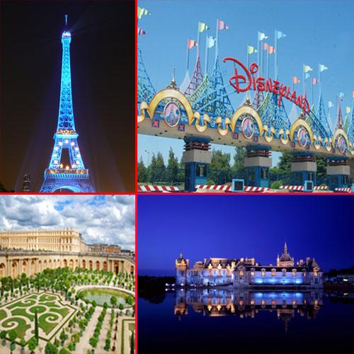 Tourist attractions places in Paris, tourist attractions places in paris, popular places to visit in paris