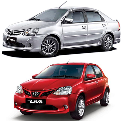 Toyota Etios, Liva Facelift Launched!, toyota,  toyota etios,  toyota liva,  price of toyota etios,  price of toyota liva,  toyota facelift models,  cars in india,  toyota cars models,  toyota india,  ifairer