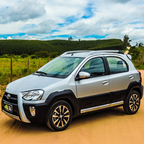 Toyota will launch Etios Cross on May 7, toyota etios cross,  launch of cross,  price of toyota etios cross,  features of toyota cross,  hatchback,  toyota etios cross 2014