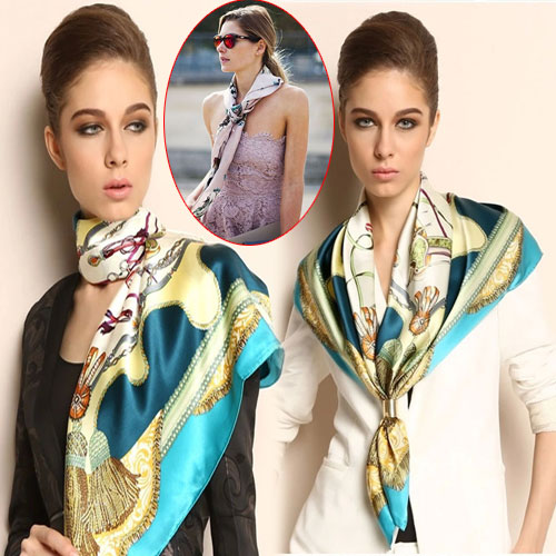 Trends: 5 ways to wear summer scarf, trends 2020,  5 ways to wear summer scarf,  new ways to wear a summer scarf,  ways to wear summer scarves,  trends of scraf,  fashion trends 2020,  fashion tips,  ifairer