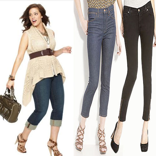 Try sartorial magic of cropped pants!!, fashion, fashion trends 2013