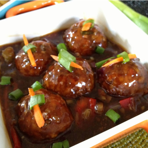 Try Vegetable Manchurian with Gravy, try vegetable manchurian with gravy,  recipes,  manchurian,  vegetable manchurian,  chinese food,  desserts,  drinks,  main course,  tea time recipes