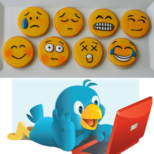 Twitter updated with Emoji symbols, twitter,  emojis,  twitter updated with emoji symbols,  gadget news,  new updates in twitter,  latest news,  now emojis are also there in twitter