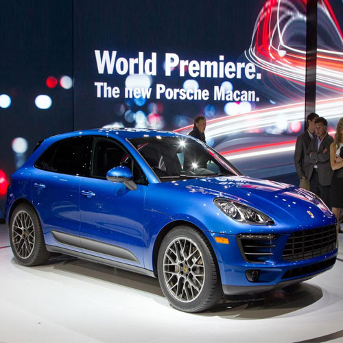 UK's first new 4-cylinder Porsche Macan, uks first new 4-cylinder porsche macan,  porsche macan,  volkswagen group,  2014 beijing auto show,  skoda,  latest news of automobiles
