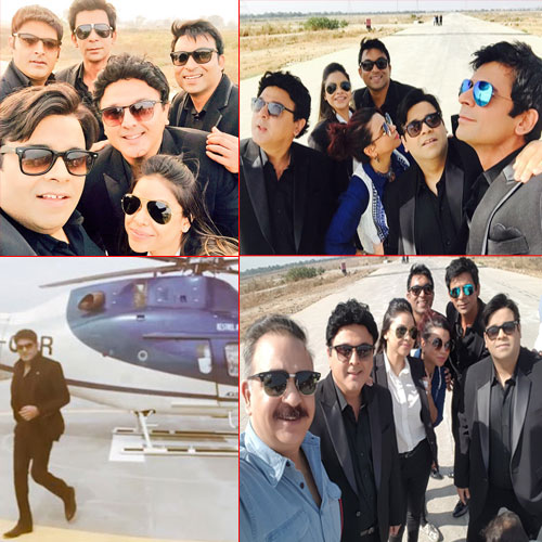 Unseen pictures: Kapil Sharma back on Sony TV , comedy star kapil sharma,  unseen pictures: kapil sharma back on sony tv,  kapil sharma back on sony tv with his old gang,  sonys ceo confirms kapil sharma, s show on the channel,  pictures from kapil sharmas new show,  kapil sharma is back with his old gang,  upcoming indian television show,  tv gossips