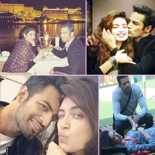 Upen and Karishma fly off to London, upen and karishma fly off to london,  upen patel,  karishma tanna,  karishma tanna and upen patel love affair,  general articles,  ifairre