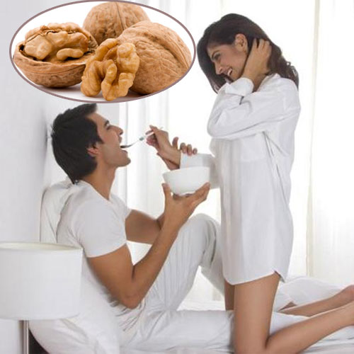 Walnuts can boost male fertility