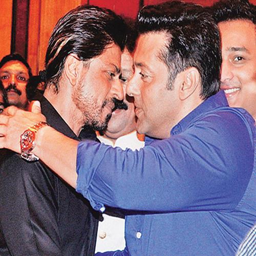 We Are Not Good Friends: Salman Khan, bollywood,  bollywood masala,  bollywood gossip,  salman khan,  shahrukh khan,  salman shahrukh issue,  salman shahrukh clash,  katrina kaif,  bollywood king khans,  bollywood celebrities,  bollywood stars,  bollywood heros