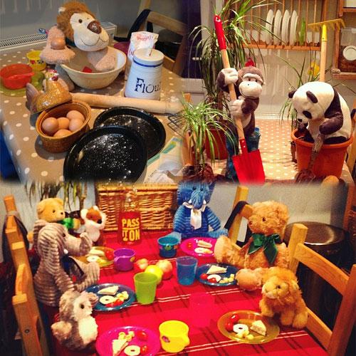 Weird and Wonderful breakfast display , weird and wonderful breakfast display,  general articles,  latest news,  ifairer