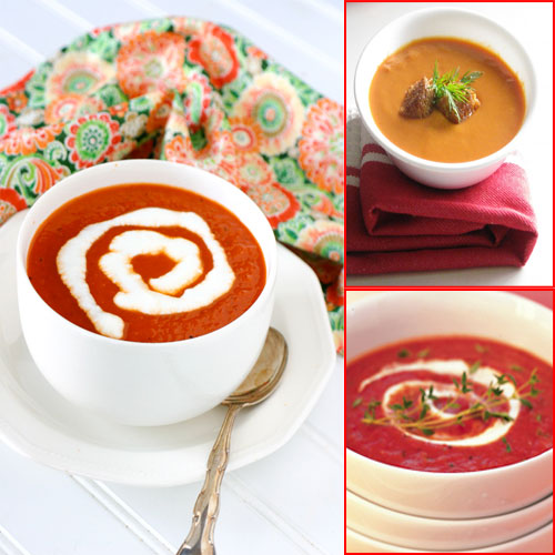 WHOLE FAMILY love - Tomato Soups.. , tomatoes are healthy and tasty,  tomatoes,  healthy and tasty,  recipe,  recipe of tomatoes soups,  love soups,  recipe of tomato soup,  roasted tomato soup,  italian potato and tomato soup,  roasted red pepper and tomato soup