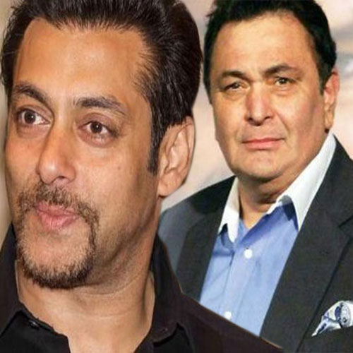 Why Salman Khan made Rishi Kapoor cry!, why salman khan made rishi kapoor cry,  salman khan,  rishi kapoor,  bollywood news,  bollywood gossip,  latest bollywood updates,  ifairer