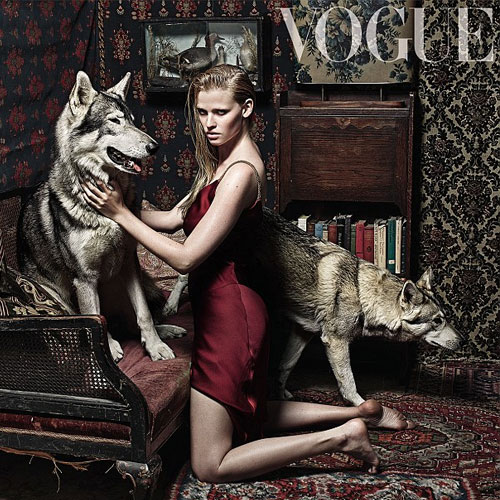 Wild shoot for Vogue magazine, wild shoot for vogue magazine,  