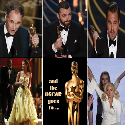 Winning List of the Oscars 2016 , winning list of the oscars 2016,  academy awards 2016,  oscars winners 2016,  complete winner list of 2016 oscar,  best picture,  actor in a leading role,  leonardo dicaprio wins oscar,  animated feature film inside out wins,  entertainment,  hollywood,  ifairer