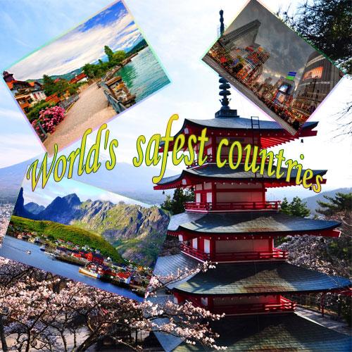 World's 10 safest countries, must visit, worlds 10 safest countries,  must visit,  10 safest countries in world,  worlds safest countries,  destinations,  travel,  ifairer