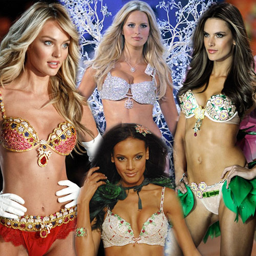 World's Expensive Fantasy Lingerie, fashion,  fashion tips,  fashion trends,  fashion accessories,  fashion trends 2014,  latest news,  ifairer,  victoria secret fantasy bras,  victoria secret