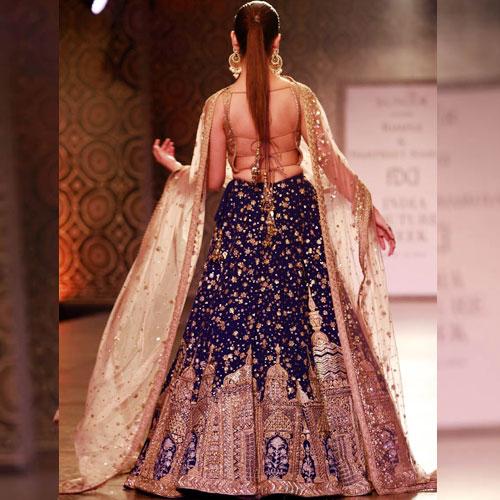 Yami Gautam's perfect Indian bridal look at ICW2016, yami gautams perfect indian bridal look at icw2016,  yami turns showstopper in bridal lehenga-choli for rimple and harpreet narula,  yami gautam ramp walk at icw2016,  bollywood actress yami gautam,  fashion trends 2016,  latest fashion trends,  ifairer