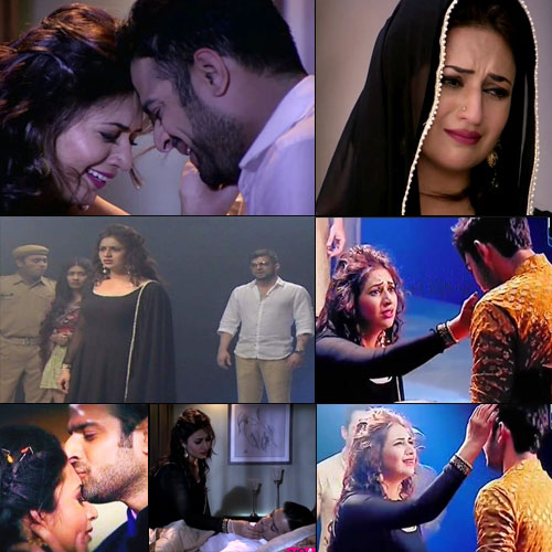 YHM twists:Raman- Ishita in confrontation, yhm twists: raman-ishita confronts while adi gets arrested,  ye hai mohabbatein upcoming twists,  ye hai mohabbatein: raman-ishita big confrontation,  adi arrested,  ishita to bail out adi,  mani to be furios with ishita,  tv gossips,  indian tv serial news,  tellybuzz,  tellyupdates,  ifairer