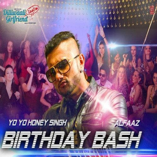 Yo! Yo! Honey Singh is back with a big 'birthday' bang!, yo yo honey singh is back with a big birthday bang,  honey sing,  birthday bash,  bollywood news,  bollywood gossips,  latest news,  ifairer