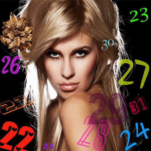 Your BIRTH DATE reveals secrets of your personality..No 21 to 31, girl friends or spouse,  spouse,  spouse and girl friend,  spouse personality ,  personality secrets,  birth date,  numerology,  astrology