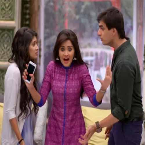 YRKKH twist: Naira to slap Kartik, Kartik gets angry