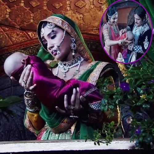 Zeenat's Poison Kills Jodhar's baby, zeenats poison kills jodhars baby,  jalal and jodha to mourn over their dead twins in zee tvs jodha akbar,  jodha akbar: zeenats poison kills akbars child,  jodha as baby hassan dies,  jodha akbar,  jodha akbar latest news,  zee tv serial updates,  tv buzz,  tv masala ,  tv gossip,  tv serial latest updates,  ifairer