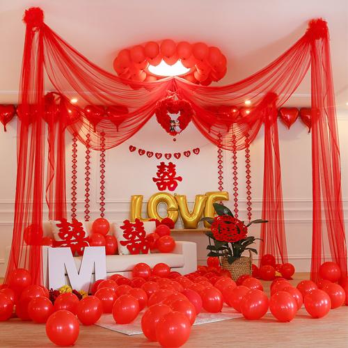 Bridal Wedding Room Decoration Ideas