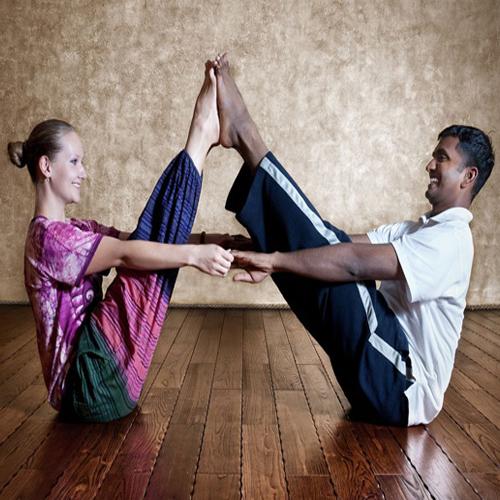 Yoga Poses For 4 Easy Abc News