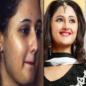 Tv Actress Without Makeup Makeupview Co
